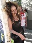 Delilah on Zombie Walk
