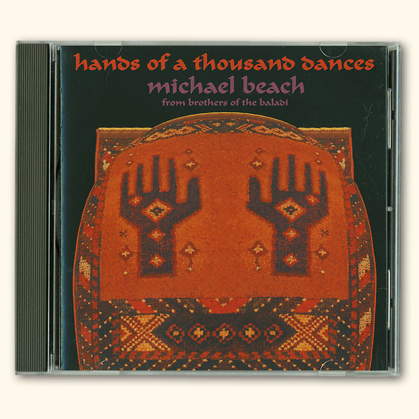 Michael Beach: Hands of a Thousand Dances