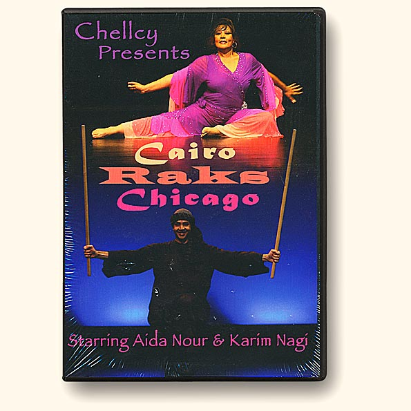 Chellcy Presents &#8220;Cairo Raks Chicago&#8221;