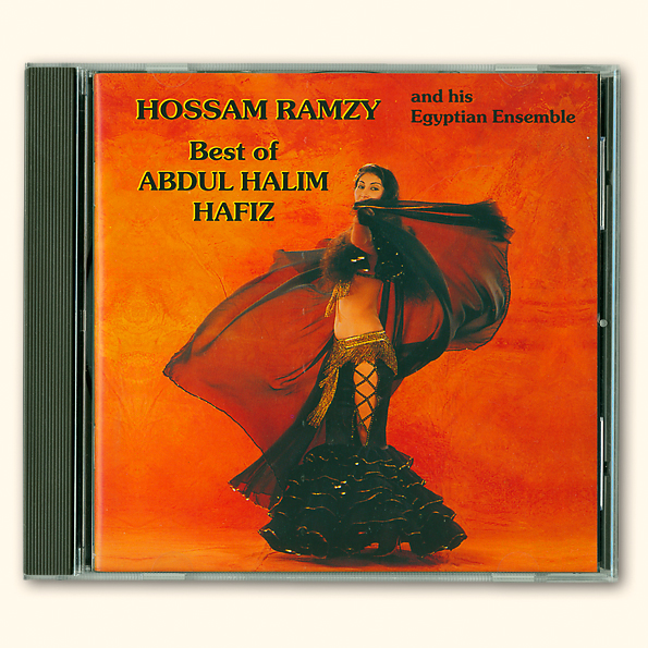 Hossam Ramzy: Best of Abdul Halim Hafiz