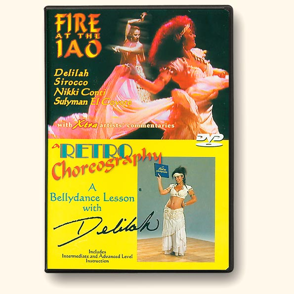 "A Retro Choreography (with Performance program ""Fire at the Iao"")"
