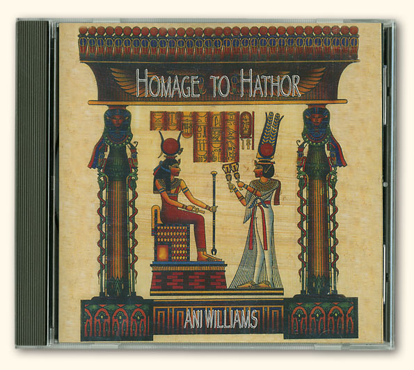 Ani Williams: Homage to Hathor