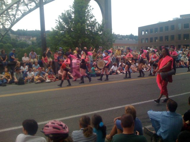 Solstice parade, belly dance, persian dance, bollywood, uzbek