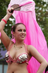 Teen Belly Dancer