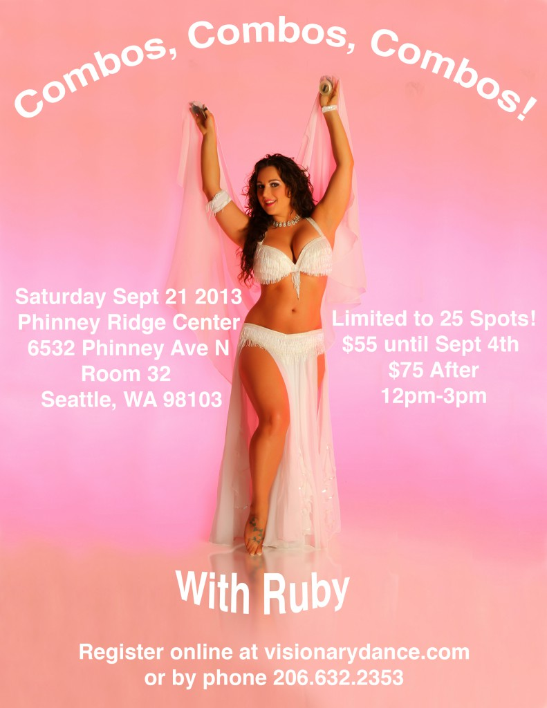 Ruby Beh, Belly Dance