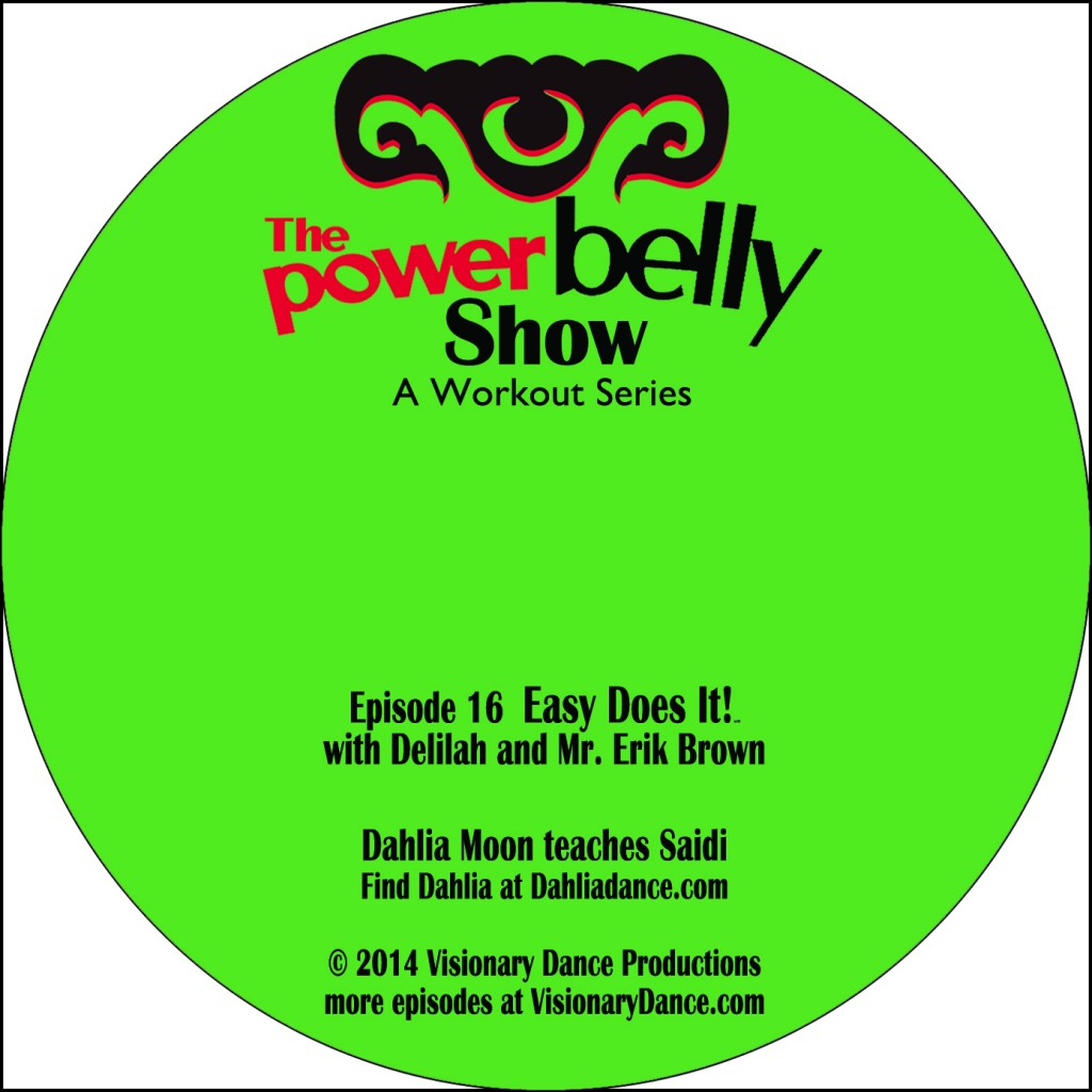 The Power Belly Show on DVD Set 2