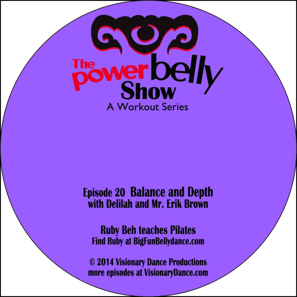 The Power Belly Show on DVD Set 4
