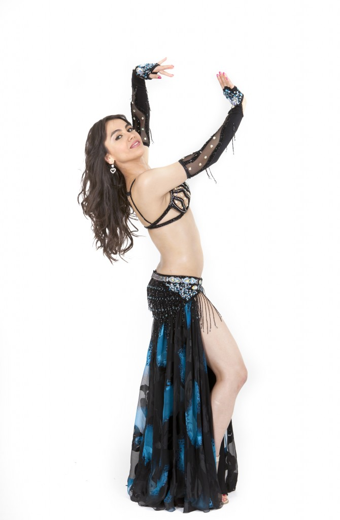 Gigi, turkish belly dance